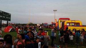 City Event in DeSoto - 4th of July