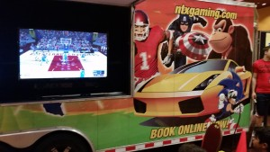 Big Star Expo Game Truck