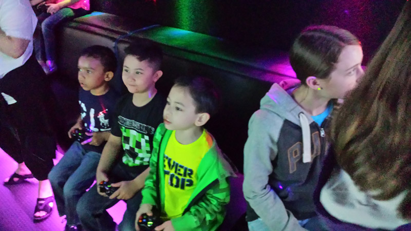 Video Game Party in Plano Service Area
